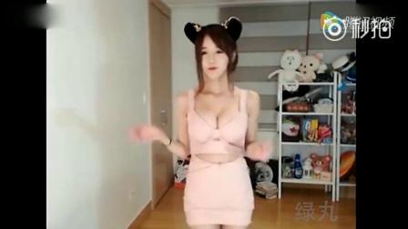 韩国美女性感热舞,粉色短裙妩媚性感[舔屏___