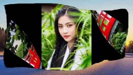 越南女孩穿上古装仙气十足,网友:这是越南版