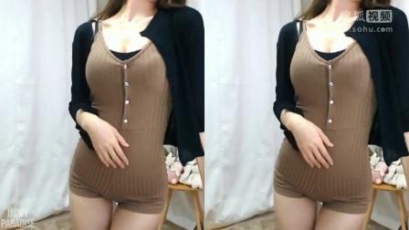 韩国美女主播 超短裙热舞 这么漂亮的美女 喜欢