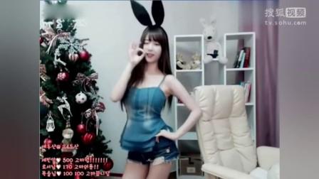韩国美女主播热舞短裙 美女主播热舞朴