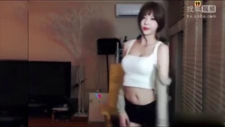 魔鬼身材天使舞姿,衣服都跳没了!韩国美女主