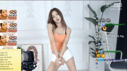 这身材值千万 韩国美女主播尹素婉热舞镜头[高清