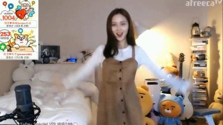 韩国美女主播内衣温柔韩国美女主播热舞 热舞