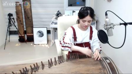韩国美女主播热舞露内