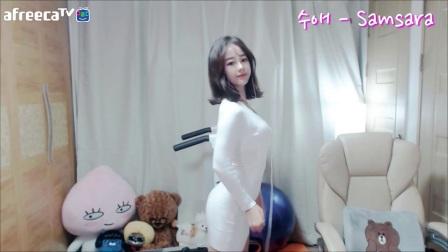 韩国美女主播热舞朴佳琳