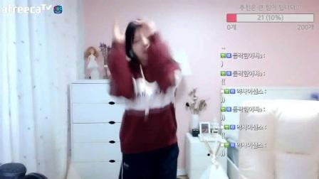 热舞韩国美女主播系列韩国美女主播热舞内衣-