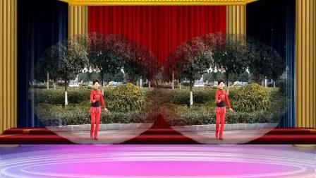 荆州市奥体广场舞(开心就好)编舞老师霞依、