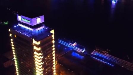 武汉城市宣传片 航拍高清武汉长江大桥全景拍摄
