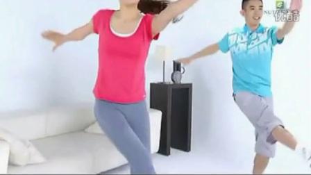 安利中国公司安利纽崔莱10分钟乐纤4321健康操短片锻炼身体(安利公司)_视频