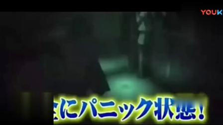 日本恐怖电梯恶搞美女 美女吓得躲进怀里_超清