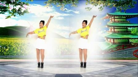 点击观看《梦千年广场舞 海草舞 编舞 段希帆》