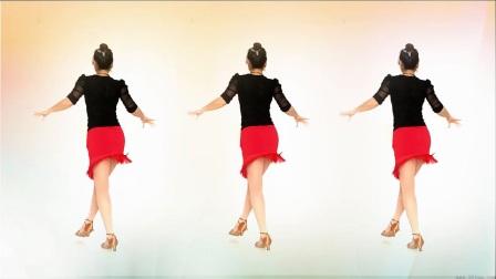 点击观看《梦千年广场舞 自由桑巴 编舞 吉美》