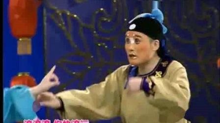张武宏秦腔丑角戏《背媳妇》,诙谐幽默,妙趣