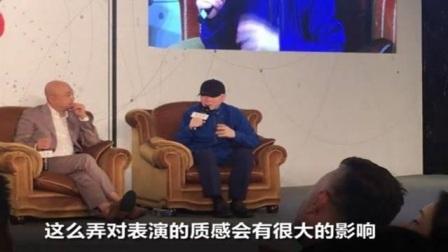 冯小刚痛批孙红雷:综艺对演员的演技伤害很大