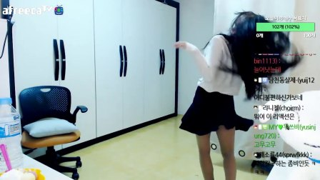 韩国小美女申智秀视角热舞-女主播热舞