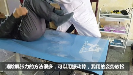 川平运动疗法解决中风偏瘫走路膝盖不能弯曲步态问题
