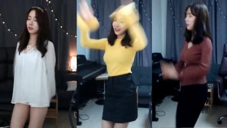 韩国bj-美女热舞短裙女主播BJ果实跳舞热舞1-12