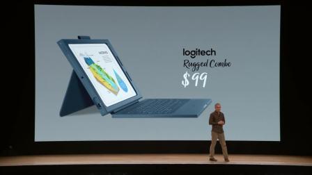 2018年3月-苹果春季发布会-新iPad