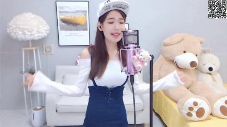 美女翻唱-染儿_活力甜妞染儿_清纯女生动人歌声