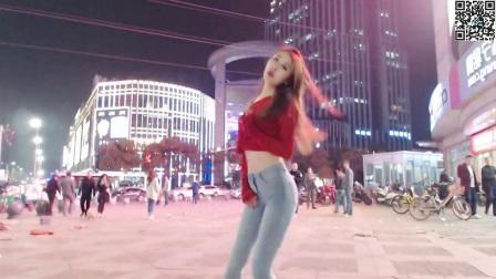 美女热舞-滢滢_酷帅舞娘滢滢_南昌恒茂梦时代广