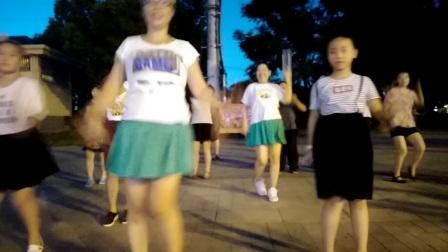 青春舞动江苏 全民健身广场舞 相约九八 舞灵美娜子广场舞