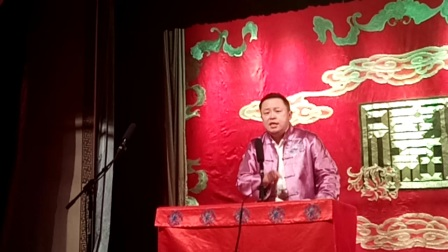 天桥评书  阎鹤祥刘汉臣