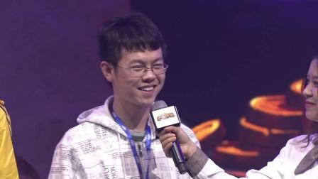 2018炉石传说黄金公开赛 谁是老瞎眼环节 第一日