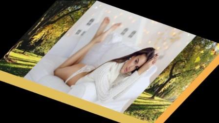 与美同行,世界美女图赏:身材火辣金发比基尼