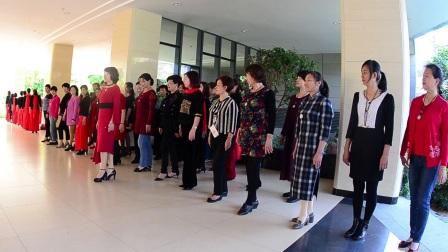 中国旗袍淑院规范系统的教学暨考核晋升,师生互动全接触