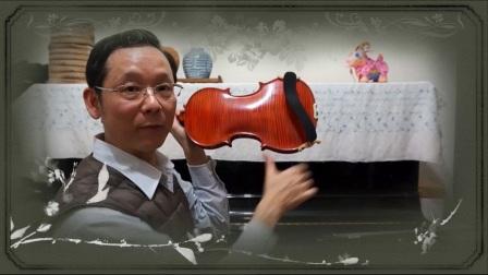 小提琴夹琴技巧_肩垫安装1_乐尘小提琴教学入尼康操作指南图片