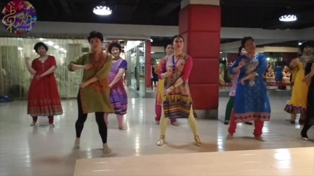 Rakesh原创印度舞2017年度公开课三好馆古典舞