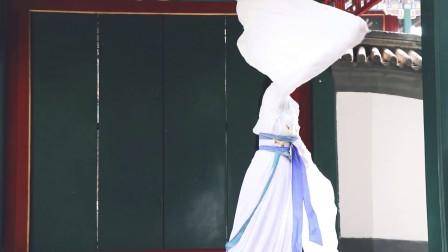 点击观看《复古舞蹈 汉唐风格古典舞 梅花三弄 舞者美极了》