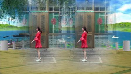 武安市东寺庄广场舞 天美地美中国美 编舞 青儿 献舞美好的祖国