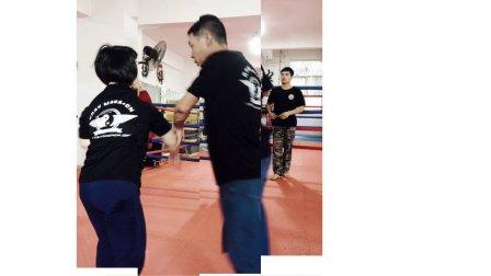 KMCN以色列格斗术战术笔公开课