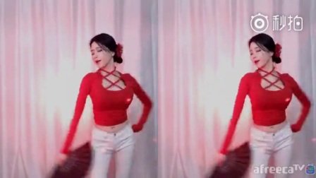 韩国女主播高斗林 SOLO 贤淑的《跳舞的铃鼓》