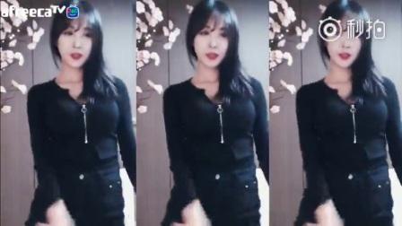 韩国女主播海恩 翻跳Badkiz组合的《到这边》