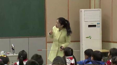 人教版数学一年级《10以内加法表》课堂教学视频实录-胥华美
