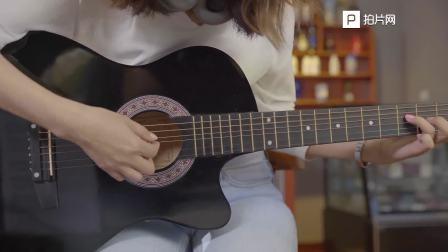 吉他产品宣传片-淘宝视频-拍片网