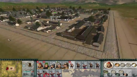 三国全面战争-刘备第一期