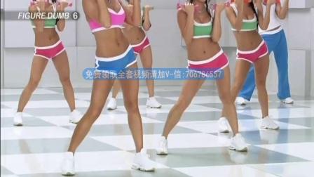 3分钟有效肚子减肥操,一周让你摆脱赘减肥操教学!视频
