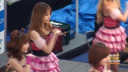 美女热舞【饭拍】T-ara - Bunny Style 主-朴智妍 Ji