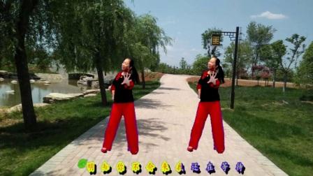 点击观看《动感32步广场舞赏析 明知你不来 DJ 宜阳明萱广场舞》