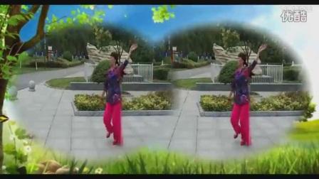 最新广场舞步子舞茉莉广场舞天在下雨我在想你4(1)