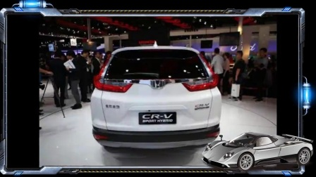 本田CRV混动版北京现车最低价格促销走全国视频