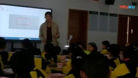 苏教版一年级下册《认识图形》教学视频,2018年扬州市小学数学优课比赛暨教学观摩活动