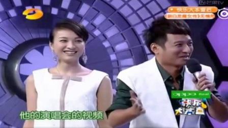 李晨何炅在快本曝张杰糗事,网友:这种人我一