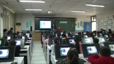 《有趣的画板》教学视频,李慧,余杭区2017年小学信息技术优质课评比