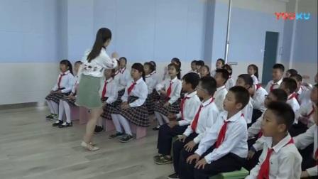 人教版小学音乐三年级下册《蜗牛与黄鹂鸟》银川(小学音乐国家级优质课示范教学视频)