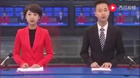 【新闻联播】最经典口误,配音也被带偏。非恶