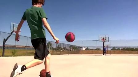 疯狂的篮球娱乐, 疯狂的扣篮, 这些人的表演看得